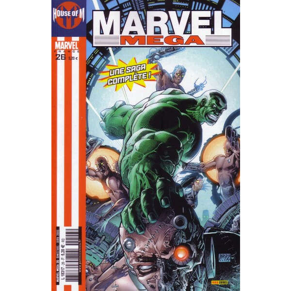 Marvel Mega Marvel Mega n°26