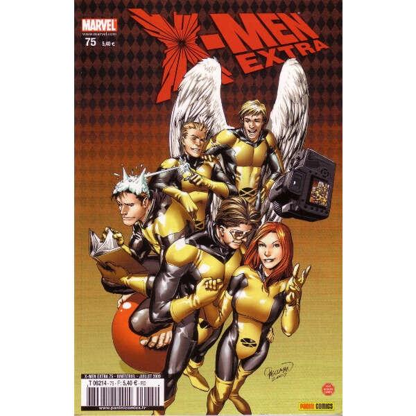 X-Men Extra X-Men Extra n°75