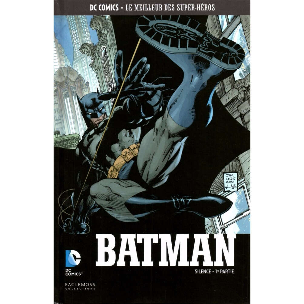 DC Comics: Le Meilleur des Super-Héros n°1 Batman: Silence 1ére partie: