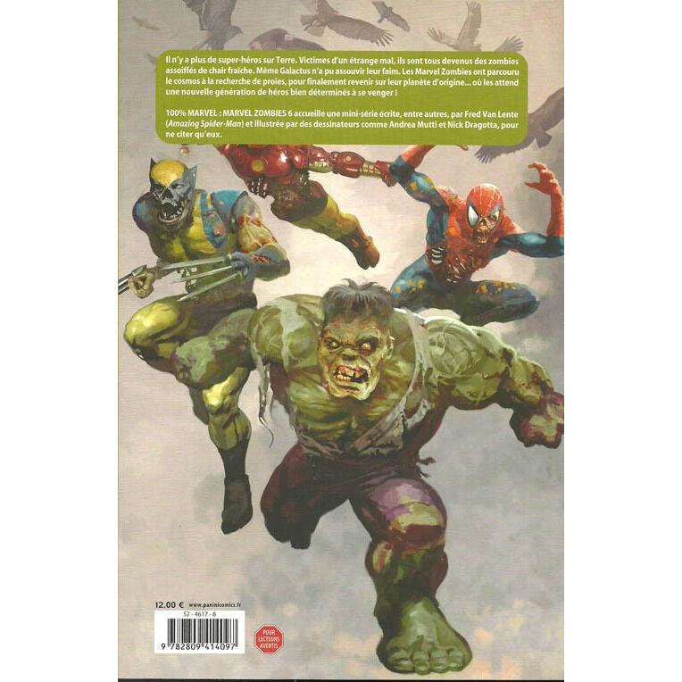 Marvel Zombies 100% Marvel n°6 Le Retour