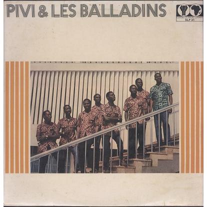 Pivi Et Les Balladins S/T