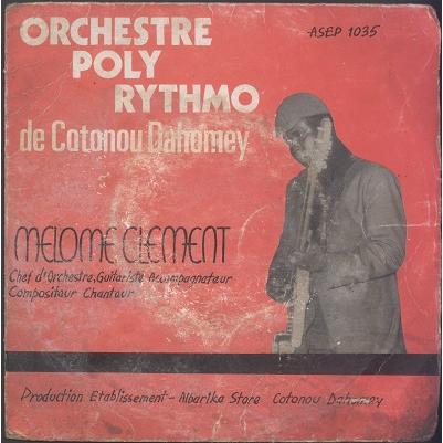 Orchestre Poly Rythmo de Cotonou Kou Nawa / Houe towe houn