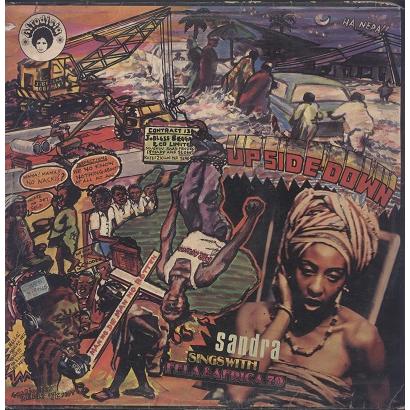 Fela Kuti & Africa 70 up side down