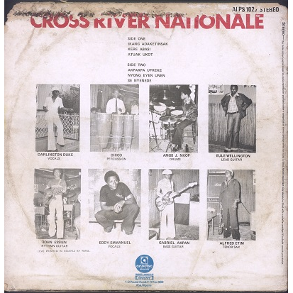 Cross River Nationale s/t