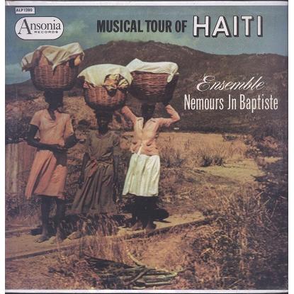 Nemours Jn Baptiste Ensemble Musical Tour Of Haiti
