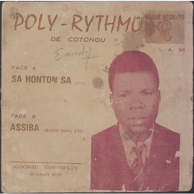 Poly-Rythmo De Cotonou Sa Honton Sa / Assiba
