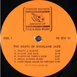 various the roots of dixieland jazz