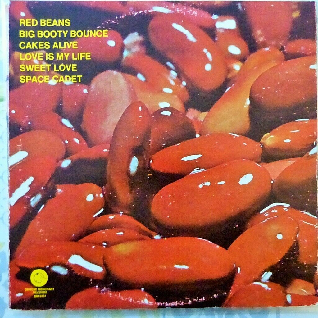 JIMMY McGRIFF RED BEANS