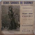 AVOHOU PIERRE ORCHESTRE PICOBY BAND - Kouzangbe / Malon o - 7inch (SP)
