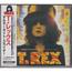 t. rex rabbit fighter (the alternate slider) japan obi new