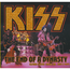 KISS - THE END OF A DYNASTY - CD