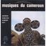 CAMEROUN - musiques du cameroun - LP