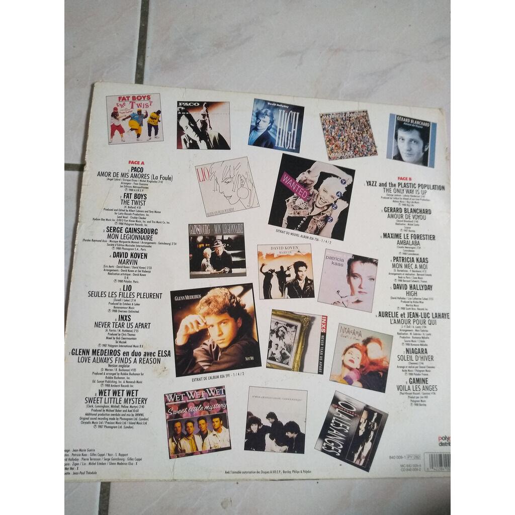 various artists la plus belle des compilations