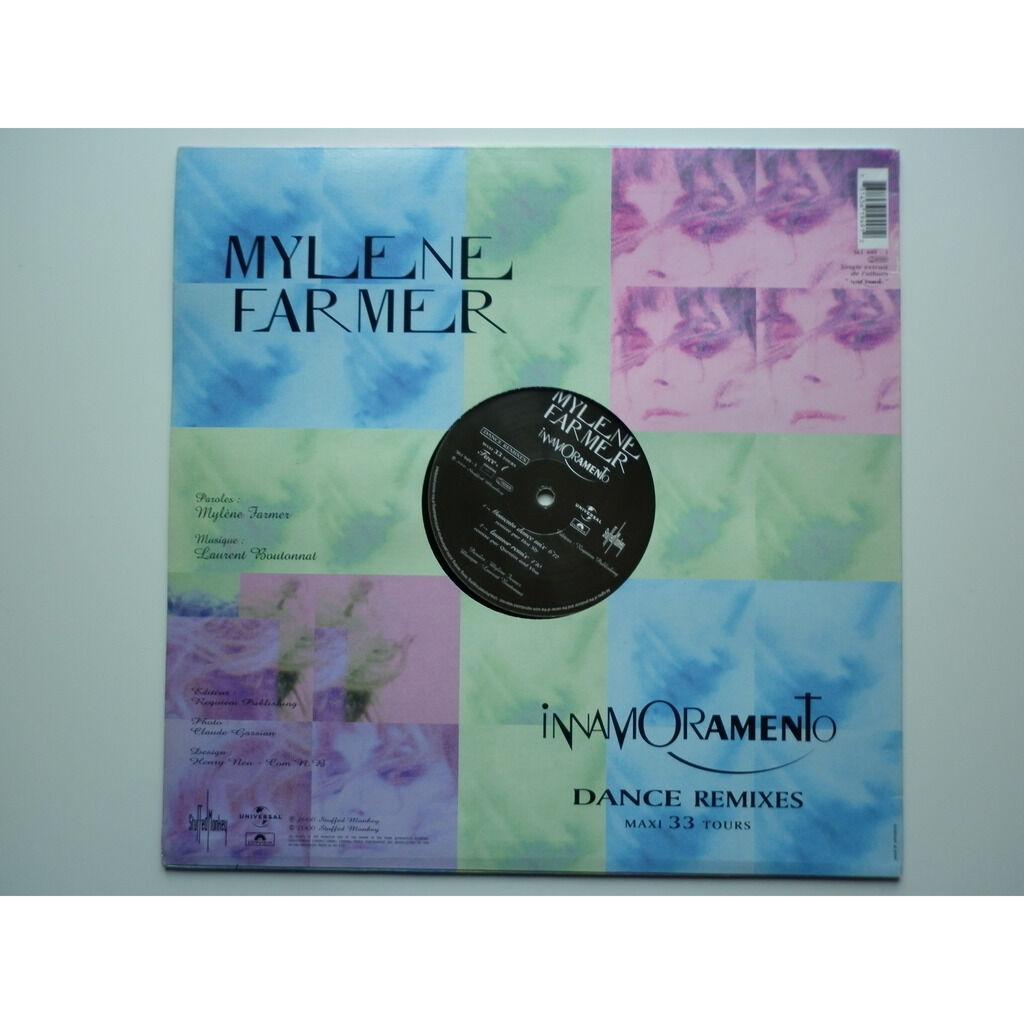 Mylene Farmer Innamoramento