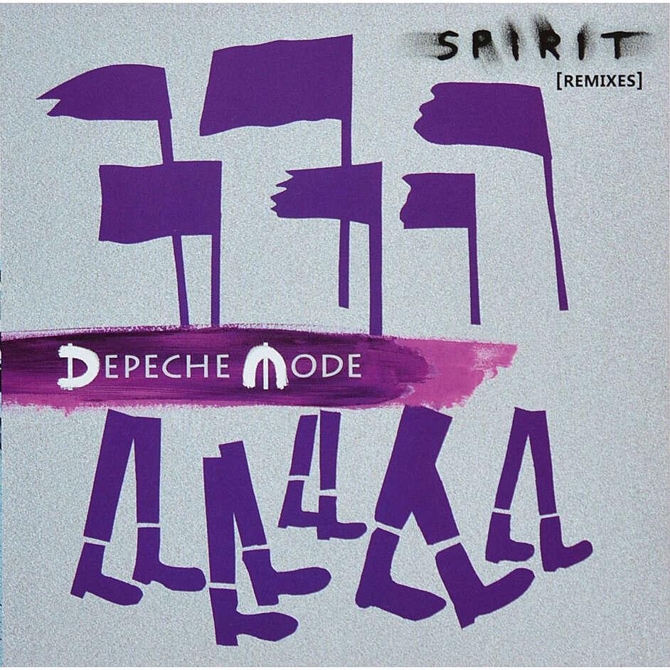 DEPECHE MODE Spirit Remixes CD