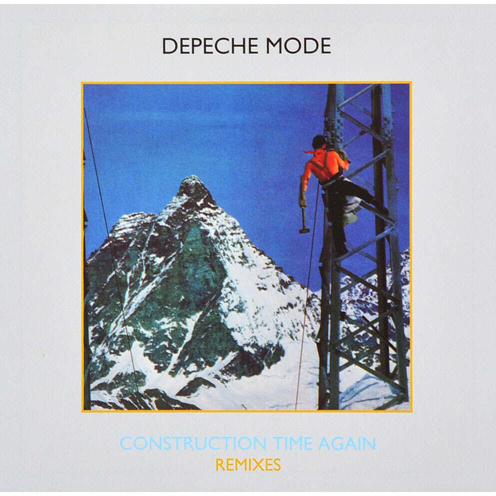 DEPECHE MODE Construction Time Again Remixes 2005 cd