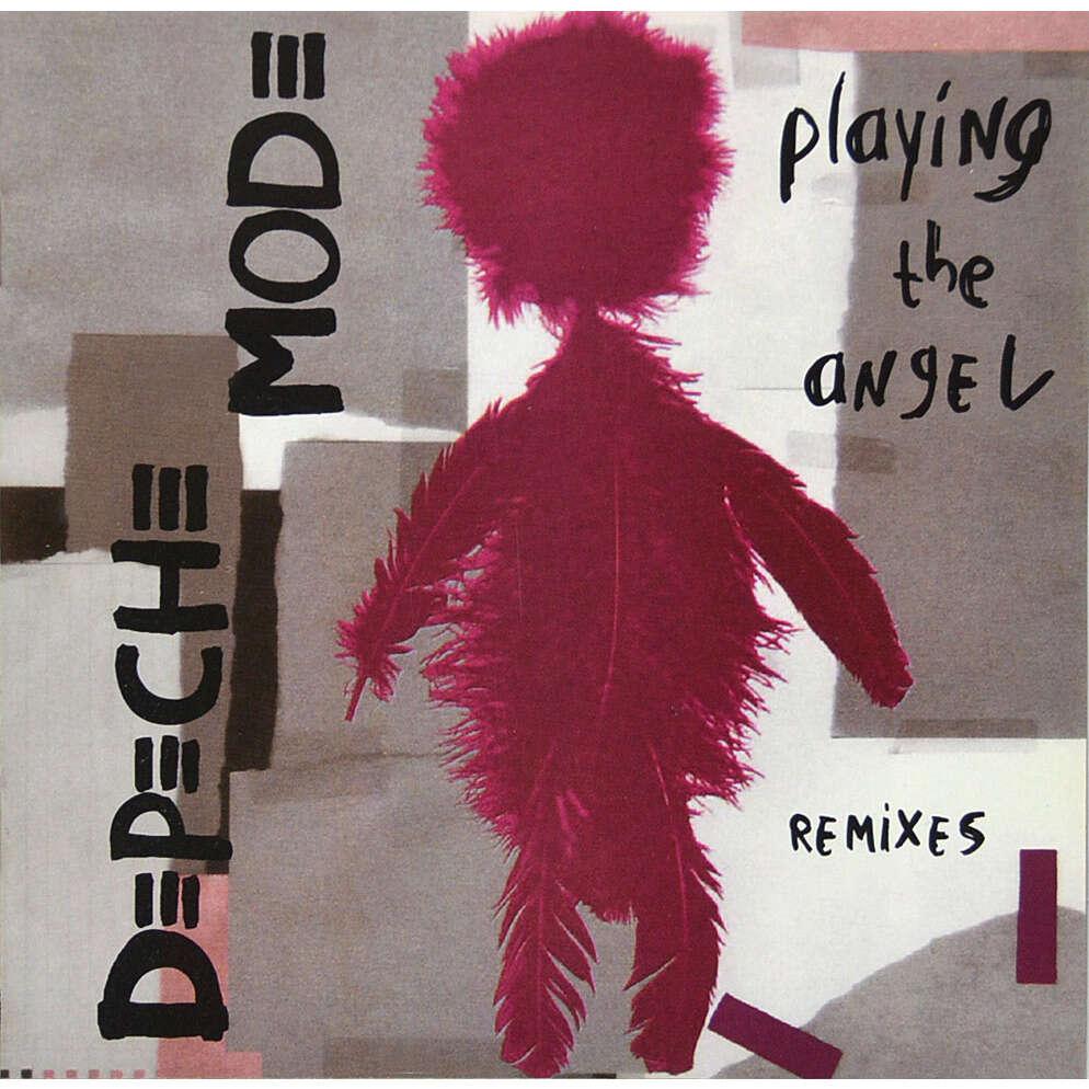 DEPECHE MODE Playing The Angel Remixes 2005 CD