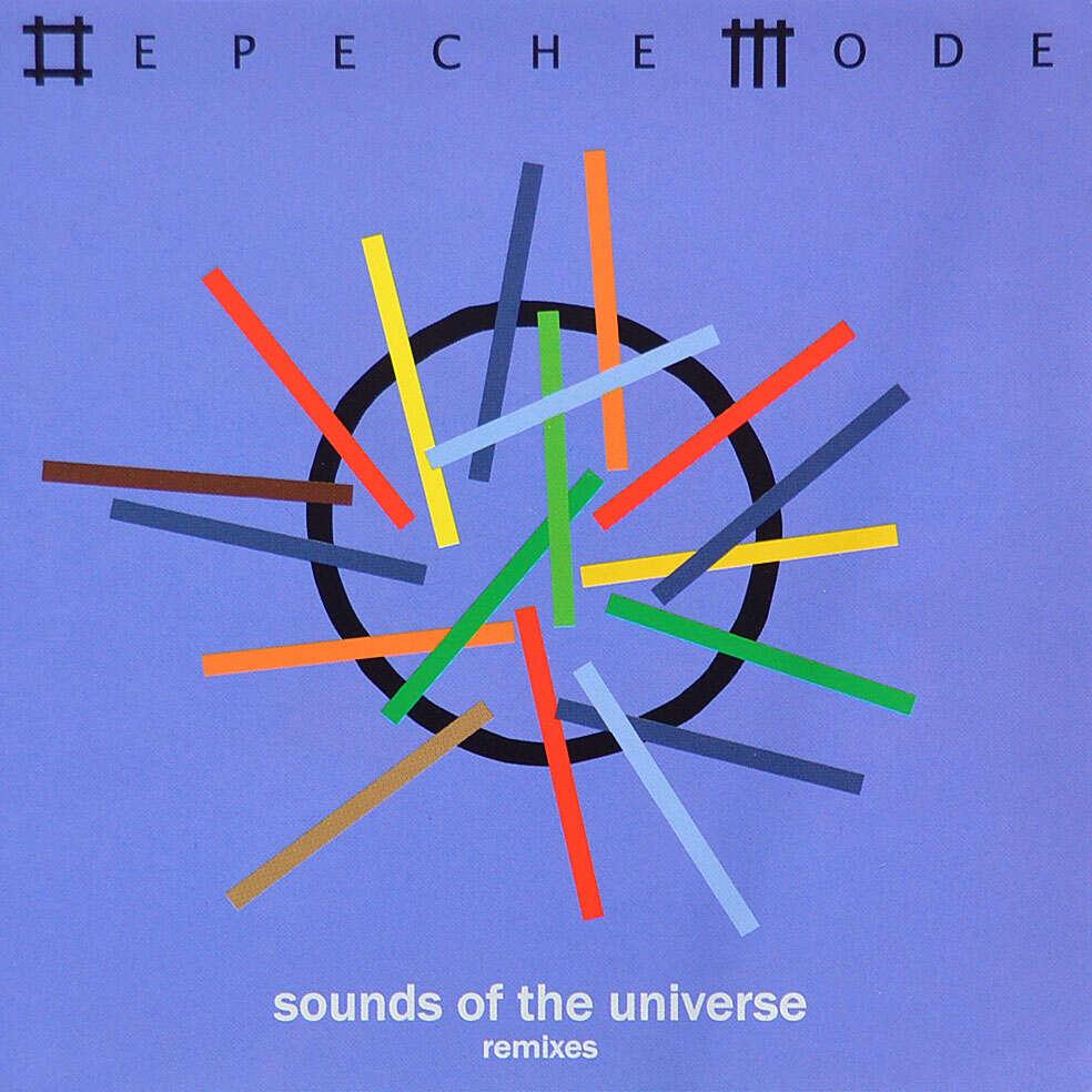 DEPECHE MODE Sounds Of The Universe Remixes 2009 CD