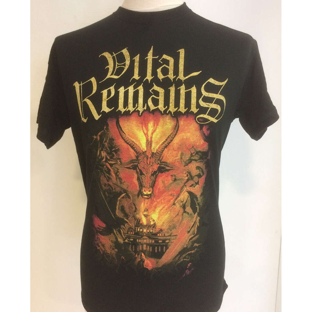 VITAL REMAINS Dawn of the Apocalypse 2020