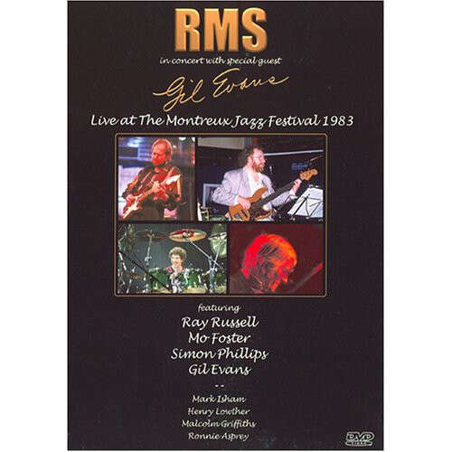 RMS Live At The Montreux Jazz Festival 1983
