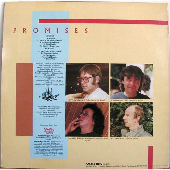 Whippersnapper Promises
