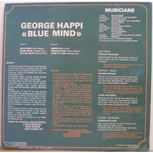 george happi blue mind