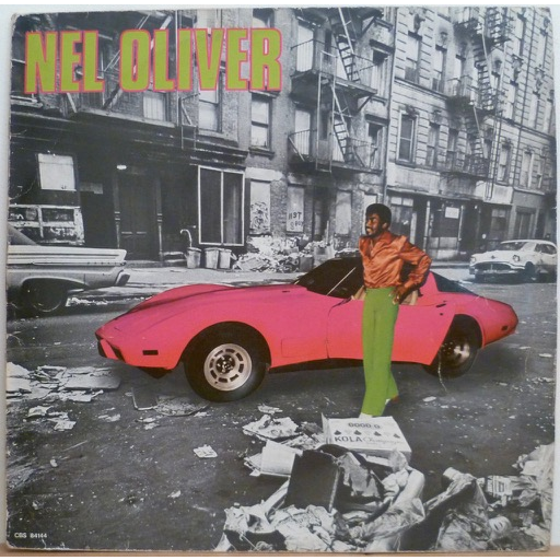 NEL OLIVER S/T - In the heart of the ghetto