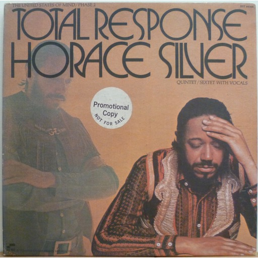 HORACE SILVER The united states of mind phase 2 - Total response