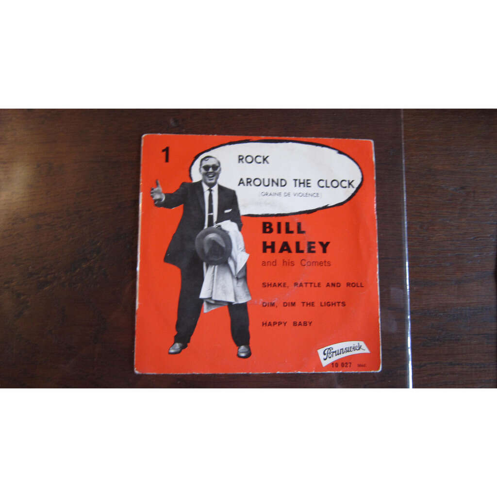 bill haley and his comets rock around the clock +3