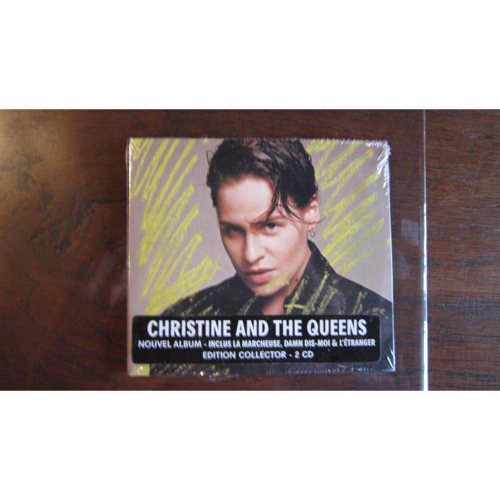 Christine And The Queens Chris (COLLECTOR'S EDITION)