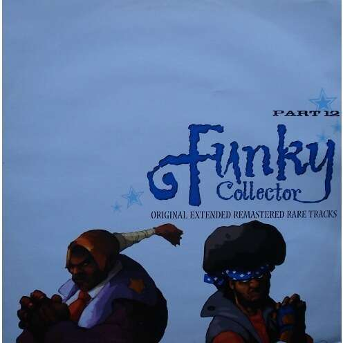 Funky Collector Part 12 Cameo / Bar-kays