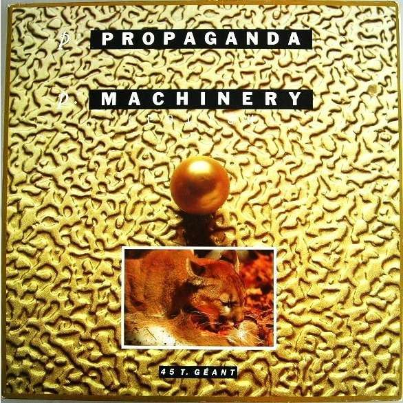 PROPAGANDA machinery (polish) / machinery (passive) / frozen faces