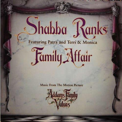 Shabba Ranks Featuring Patra & Terri & Monica Family Affair