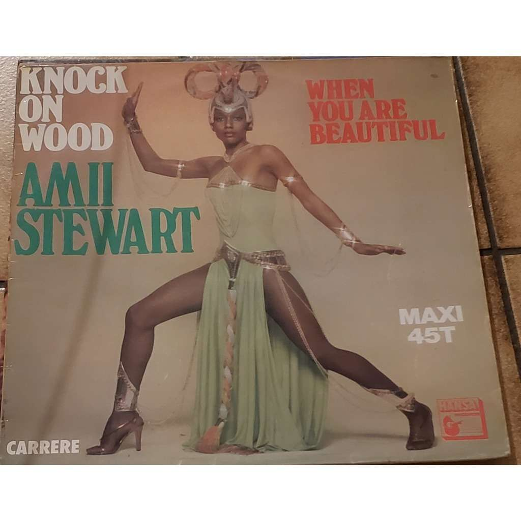amii stewart knock on wood