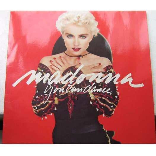 madonna you can dance