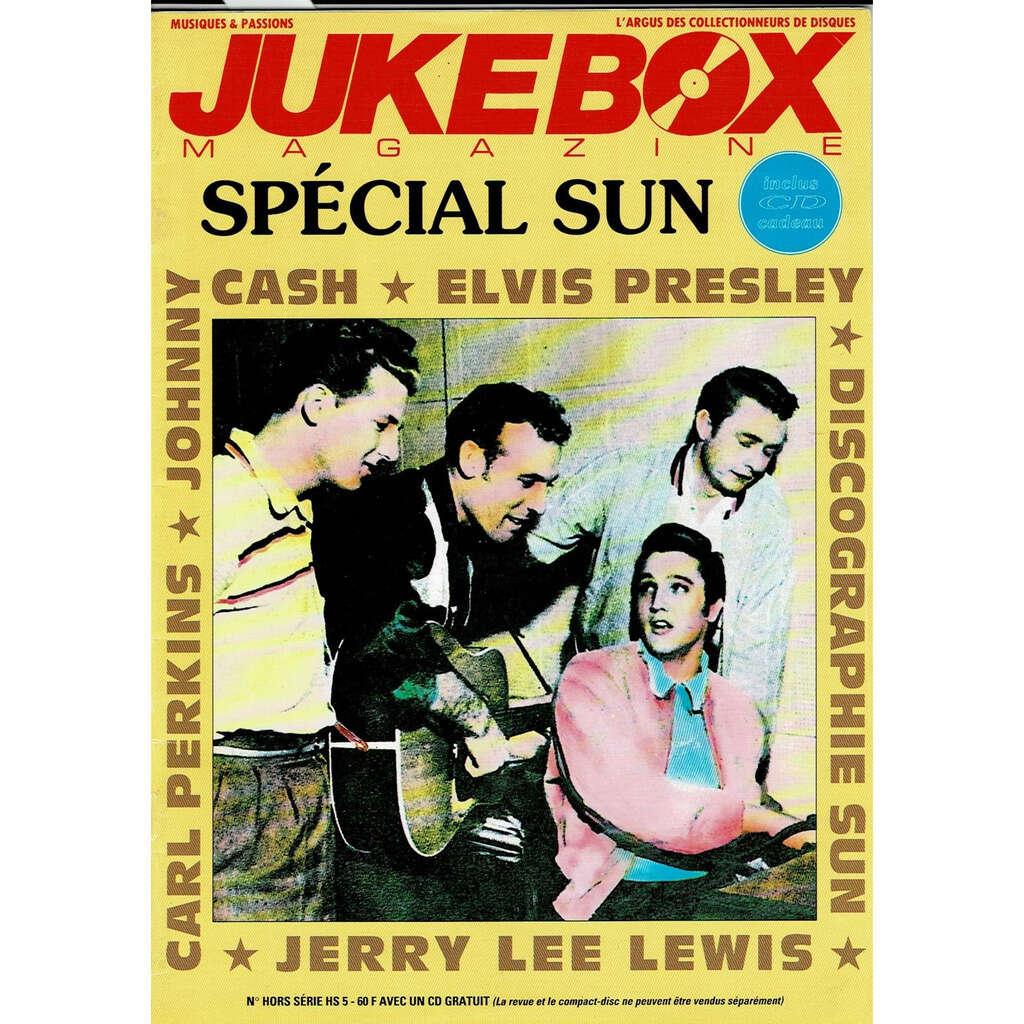 JUKEBOX MAGAZINE ( hors serie _ sans cd ) SPECIAL SUN