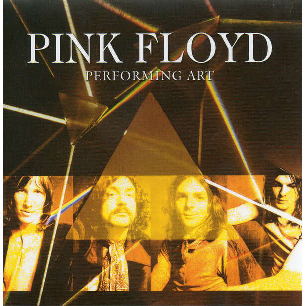 pink floyd 2 CD's - Performing Art - New York 1973