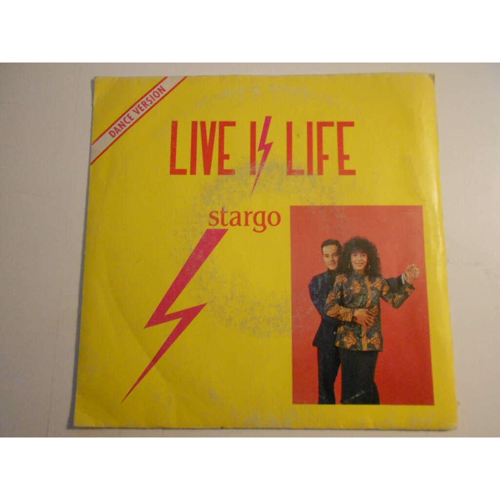stargo life is life § capsicum