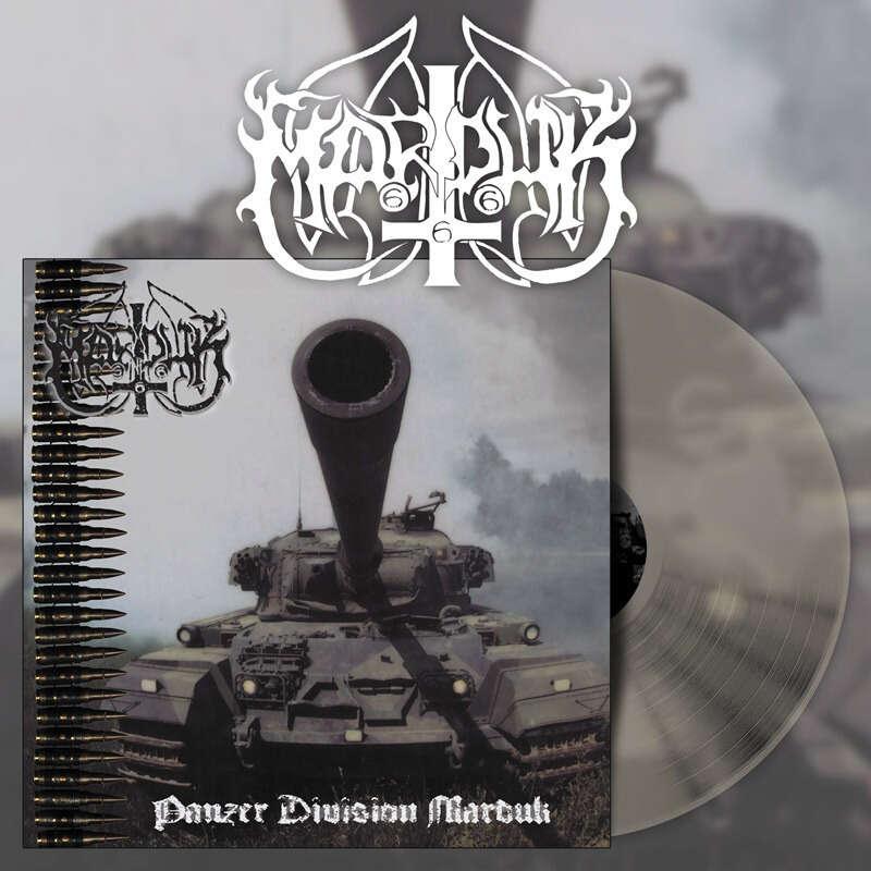 MARDUK Panzer Division Marduk 2020. Clear Vinyl