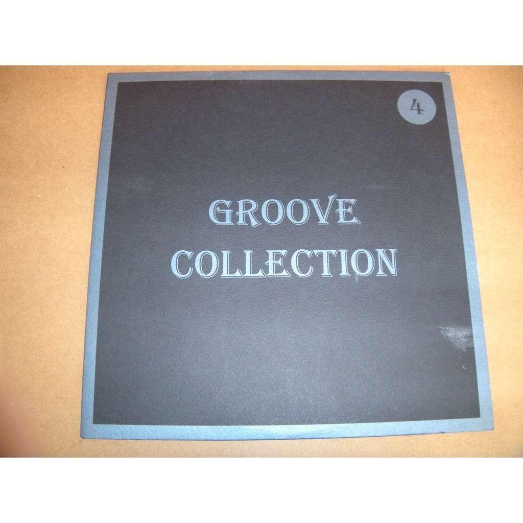 GROOVE COLLECTION VOL.4 MARC MORISSON / Mc LYTE