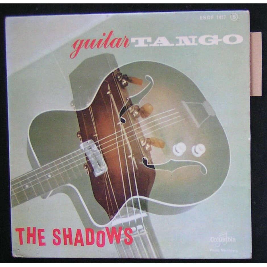 the shadows guitar tango