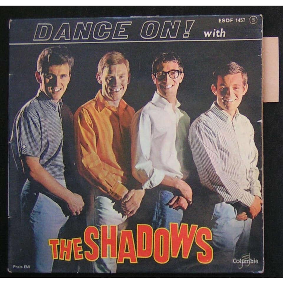 the shadows dance on