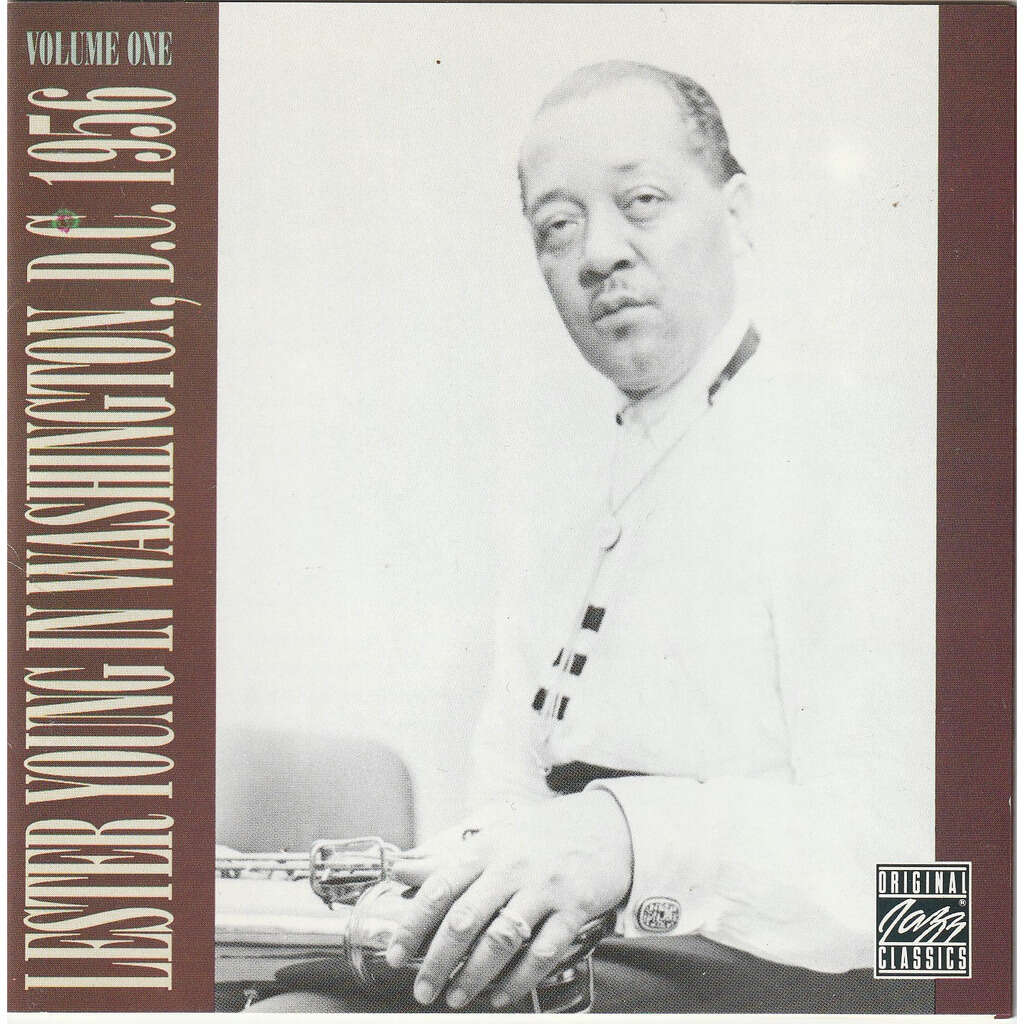 Lester Young In Washington, D.C. 1956, Vol. 1