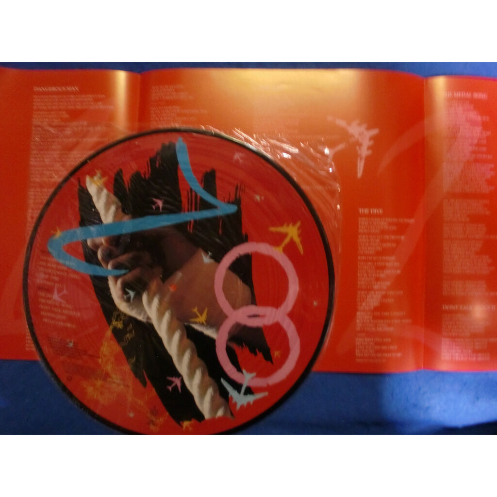 culture club ハウス・オン・ファイアー (picture disc)