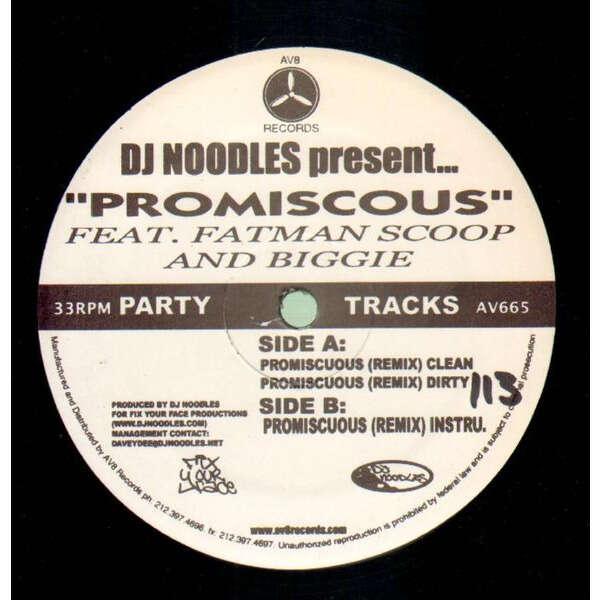 DJ Noodles feat. Fatman Scoop And Biggie Promiscous