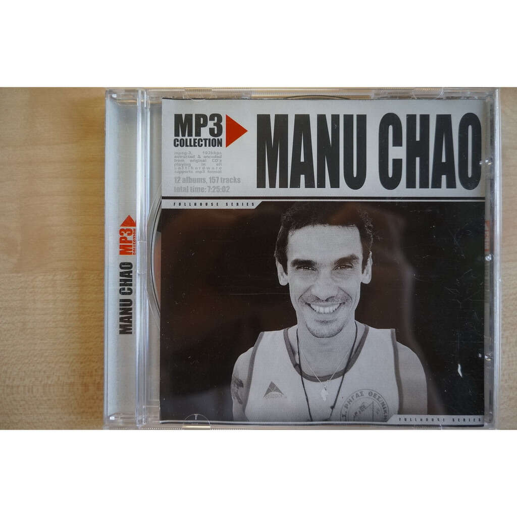 manu chao MP3 Collection