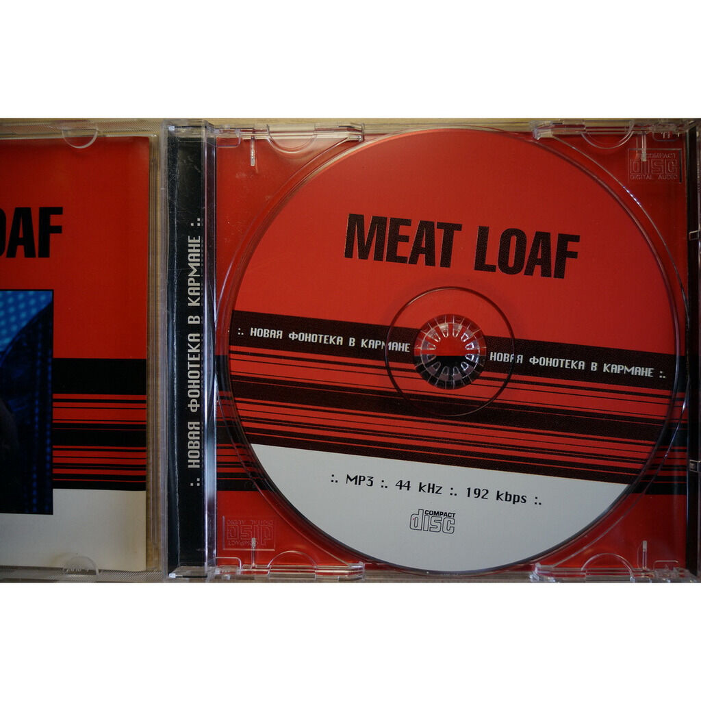 meat loaf MP3 Collection