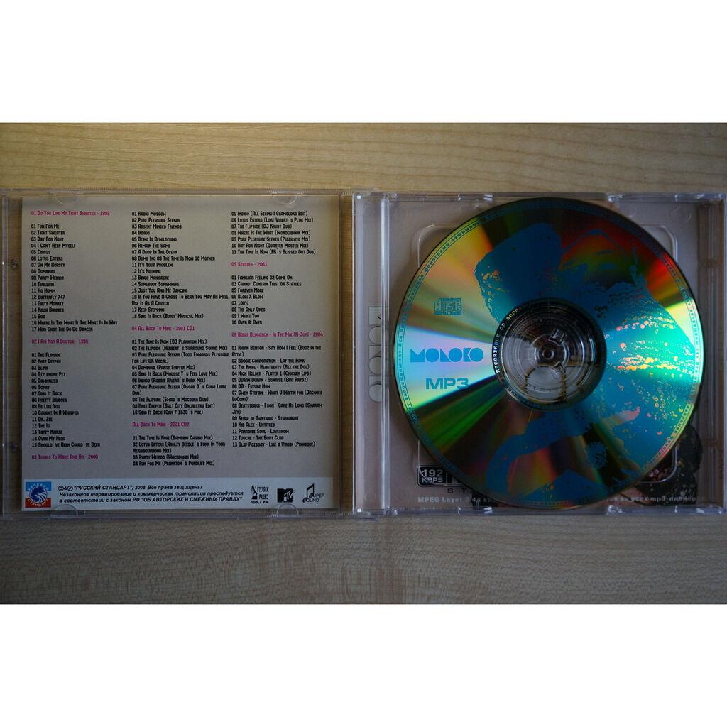 moloko MP3 Stereo Collection