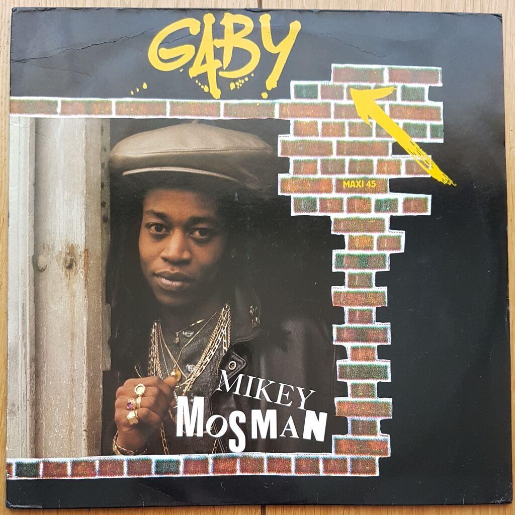 MIKEY MOSMAN - ( BASHUNG - LOUATI - RICHARD ) gaby, oh gaby