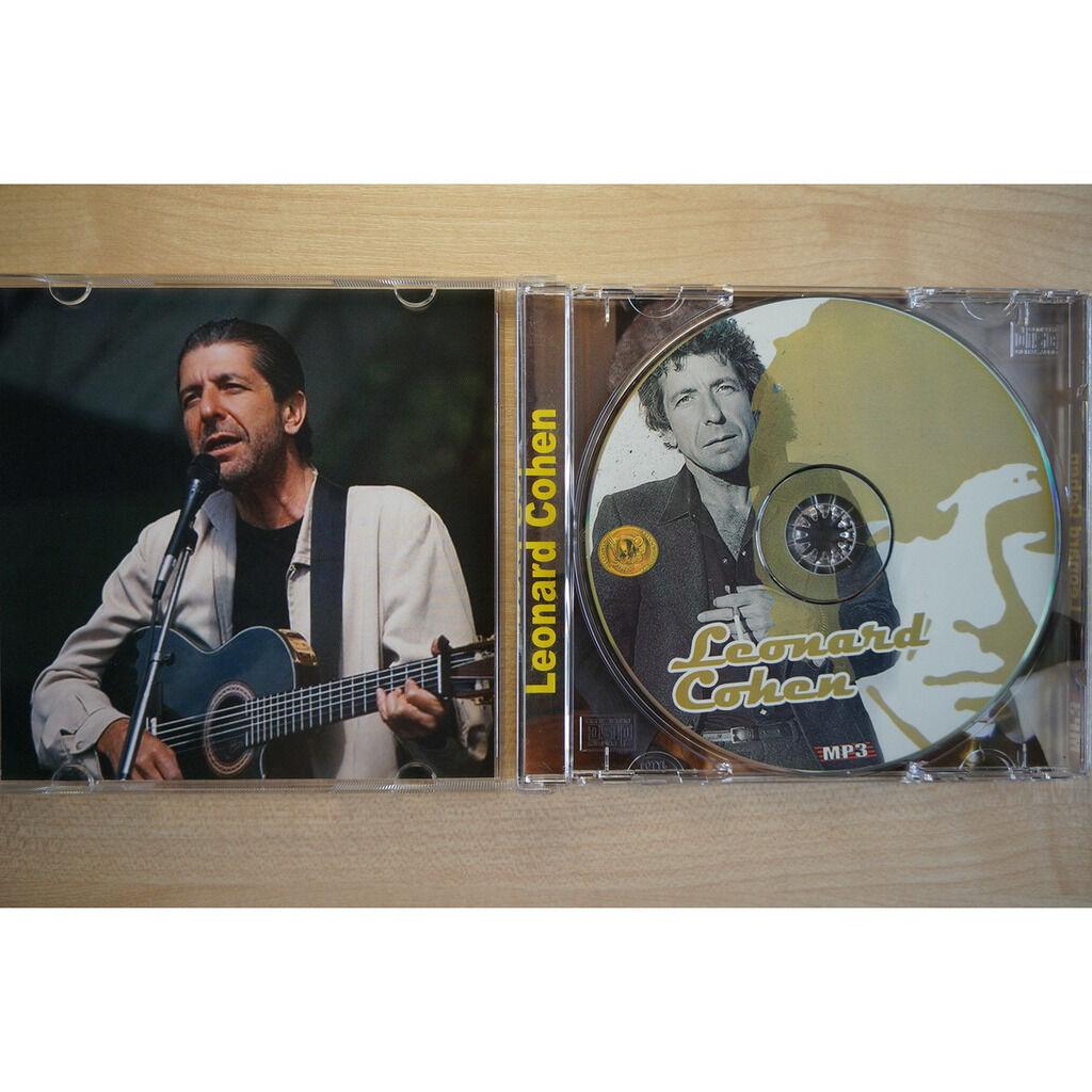 leonard cohen MP3 Star Collection